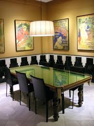 Pool Table Dining Room Table by Dining Room Pool Table Combo Costco White Billiard Tablehome Use