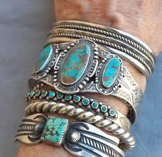 vintage bracelet ebay images Old vintage fred harvey era sterling silver turquoise cuff jpg