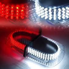 magnetic base strobe light red 240 led strobe light with magnetic base xprite