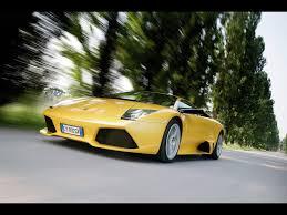 Lamborghini Murcielago Yellow - lamborghini murcielago lp640 yellow front angle speed 4