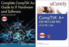 complete comptia guide to it hardware and software 7 e and