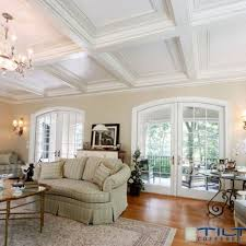 decorations tilton coffered ceiling coffered ceilings kits