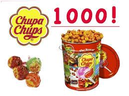chupa chup chupa chup bulk 1000 tin 1000 chupa chups in a