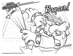 bowser coloring pages 15 pictures colorine net 6988
