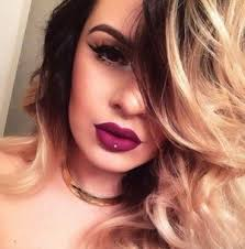 Middle Lip Piercing Name Of This Lip Piercing Beautylish