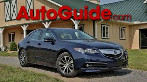 Acura Tl Redesign 2015 Acura Tlx Review Youtube