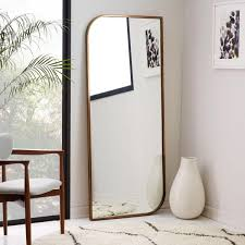 Lightweight Mirror For Wall Our Best Selling Metal Framed Floor Mirror Gets An Update With A