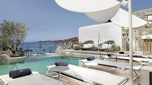 mykonos luxury hotels kenshō luxury hotel in mykonos