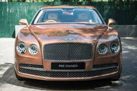 cheap bentley for sale buy bentley flying spur w12 pre owned cars online in india