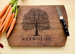 cutting board wedding gift personalized cutting board engraved cutting board custom cutting boa