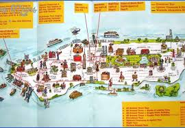 map of new york city with tourist attractions new york map tourist attractions new zone