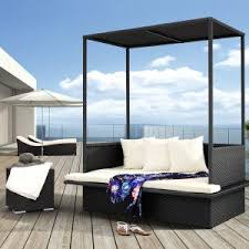 Wooden Outdoor Daybed Furniture - furniture enchanting ipe decking with wooden floor and wood deck
