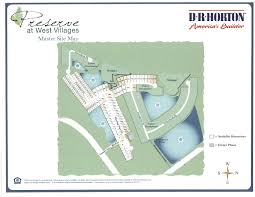 Dr Horton Payton Floor Plan West Villages Improvement District