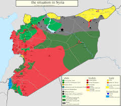 syria on map syria comment archives detailed syria maps activists honor