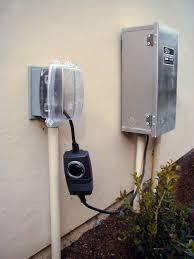 how to hook up low voltage outdoor lighting wp1100c