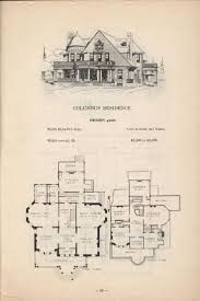 Victorian Mansion Blueprints by 45 Best Victorian House Plans Images On Pinterest Victorian