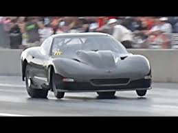 turbo corvette lights out chion this turbo corvette will you away
