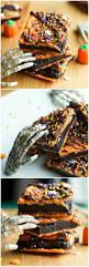 halloween oreo truffle bark a bajillian recipes