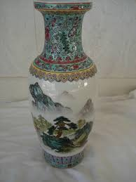 Chinese Hand Painted Porcelain Vases Chinese Vase For Sale Antiques Com Classifieds