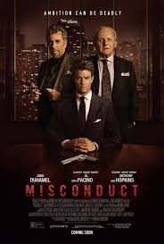 misconduct 1 of 5 extra large movie poster image imp awards