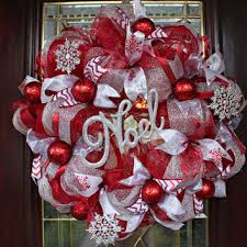 mesh christmas wreaths deco mesh christmas wreath and from twossboutique on etsy