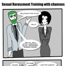 Sexual Harassment Meme - sexual harassment training by bigote meme center