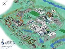 De Anza Map University Of Toronto Scarborough Campus Map Image Gallery Hcpr