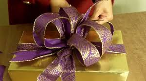 christmas bows for presents how to make the ultimate bow for your christmas gift or present