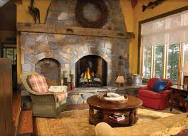 interior decoration with natural stone haammss