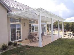 Covered Patio Ideas For Backyard Best 25 Patio Awnings Ideas On Pinterest Deck Awnings