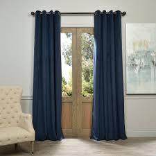 exclusive fabrics u0026 furnishings blackout signature midnight blue
