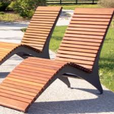 Ipe Bench Maglin Streetscapes