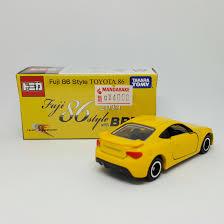 tomica toyota tomica yellow fuji toyota 86 model toyspree singapore best