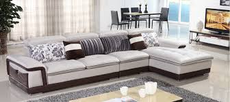 Free Shipping Genuine Leather Sofa Top Grain Cattle Leather L - Best sofa design