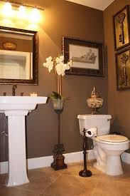 bathrooms design dark orange small half bathroom ideas as wells