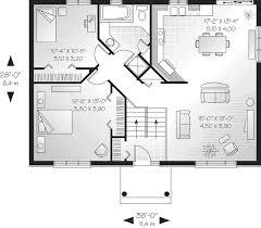 split level home plans verden pasture split level home plan 032d 0407 house plans and more