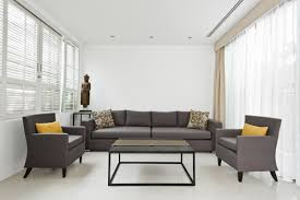 here are some classy and soothing living room color schemes