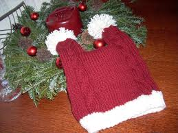 penny u0027s double tailed santa hat from the big bang theory i made