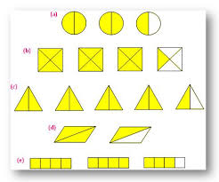 worksheet on changing fractions improper fraction to a whole or