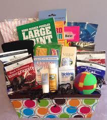 cancer gift baskets men s medium chemo basket