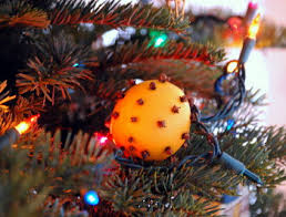 Pomander Balls Make Your Own Orange Pomander Balls Baking Bites