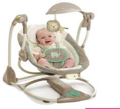 Bright Starts Comfort And Harmony Swing Best Tips And Tricks To Choose A Baby Swing For Small Space