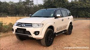 mitsubishi pajero sport at pb pc series review specs and details