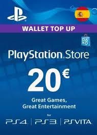 psn gift card buy psn 20 eur playstation network gift card de store cdkey