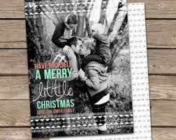 photo christmas card template rustic christmas pallet wood