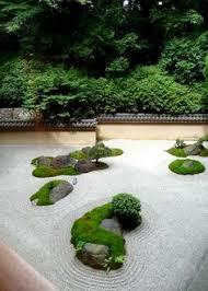 perfection in minimal gardening zen achieved japan autumn