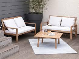Canape Tresse Exterieur Fabulous Lot 547 Best Mobilier Jardin Images On Acacia Table