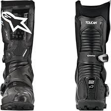berik motocross boots alpinestars toucan gore tex boots black online motorcycle