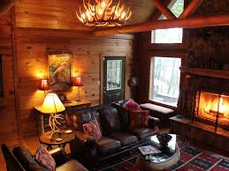 amazing log cabin on the water vrbo