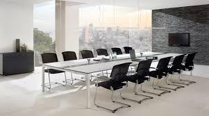 Grey Meeting Table Triass Meeting Assmann Büromöbel